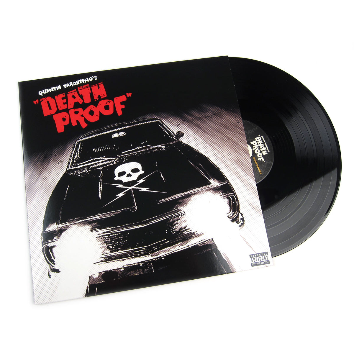 Quentin Tarantino: Death Proof Soundtrack Vinyl LP