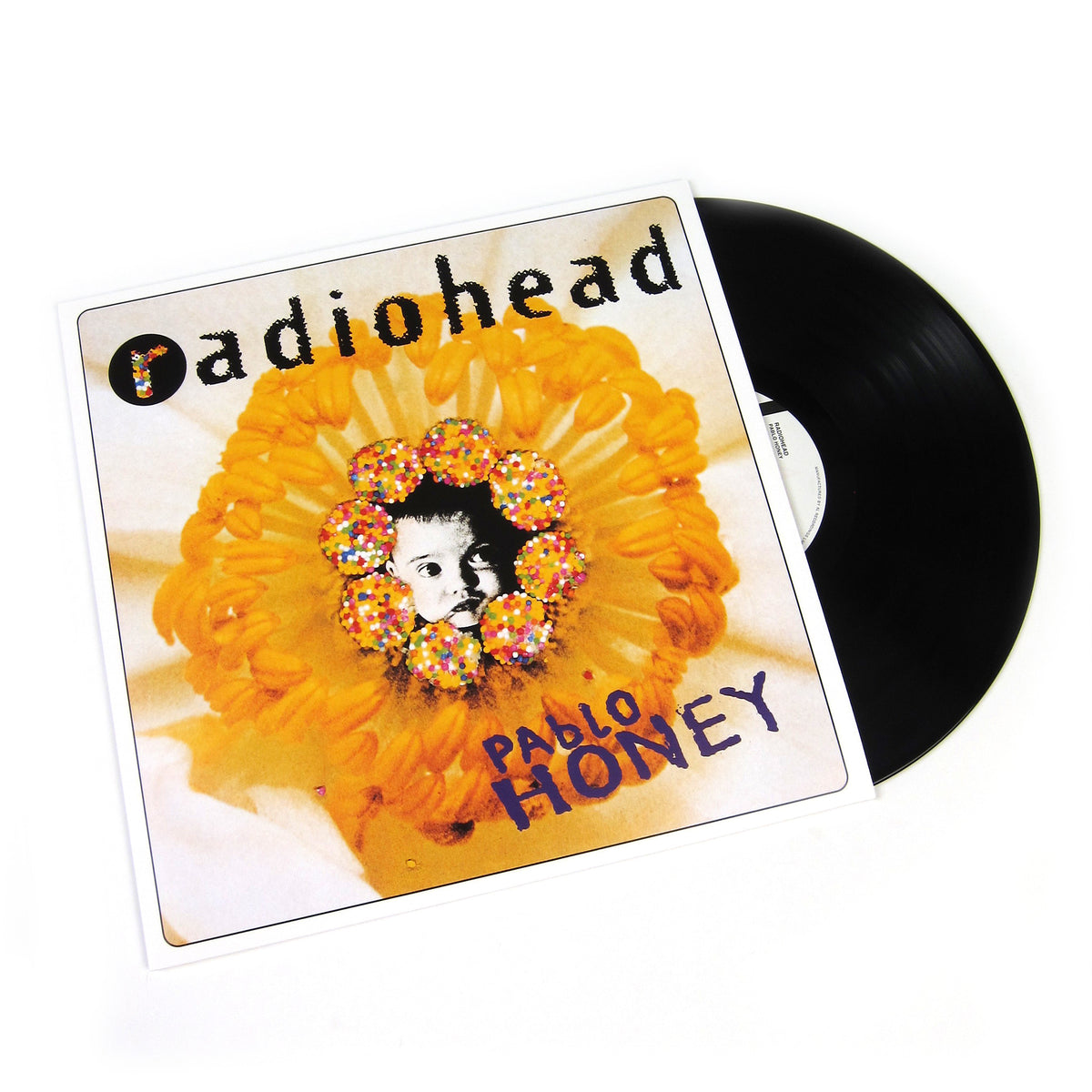 Radiohead: Pablo Honey Vinyl LP