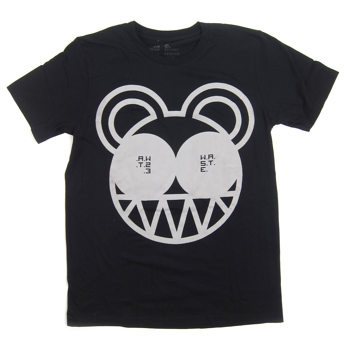 Radiohead: Bear Shirt - Black