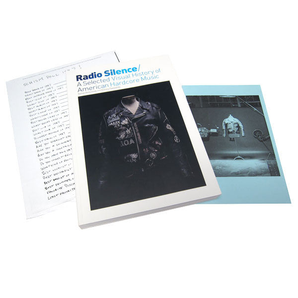 Nathan Nedorostek: Radio Silence: A Selected Visual History Of American Hardcore Music Boxset - SIGNED