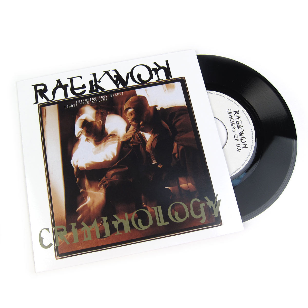 Raekwon: Criminology Vinyl 7""