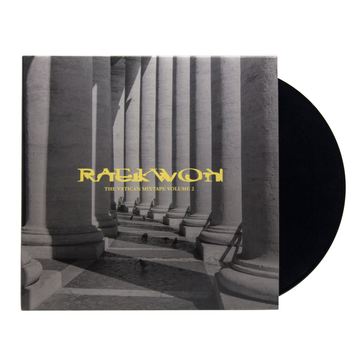 Raekwon: The Vatican Mixtape Vol.2 Vinyl 2LP (Record Store Day)