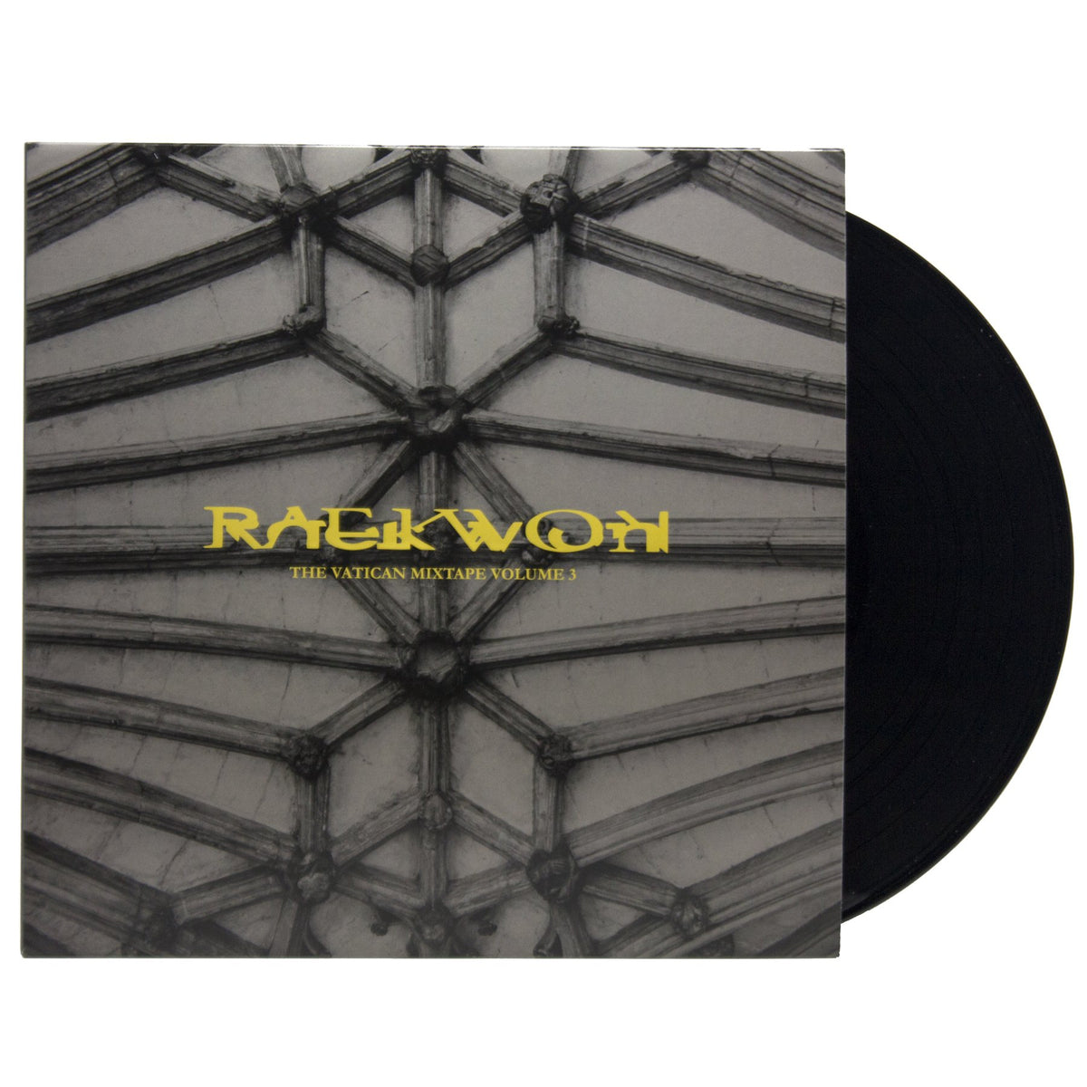 Raekwon: The Vatican Mixtape Vol.3 Vinyl 2LP (Record Store Day)