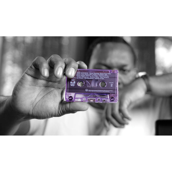 Raekwon: Only Built 4 Cuban Linx Purple Tape Watch Box