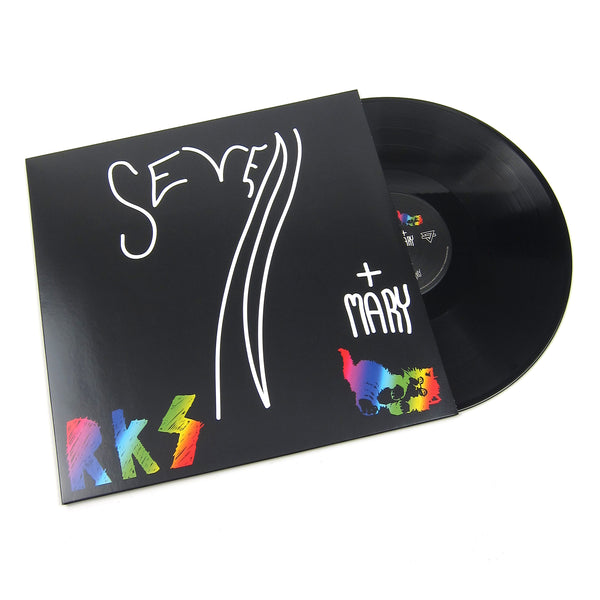 Rainbow Kitten Surprise: Seven + Mary Vinyl LP