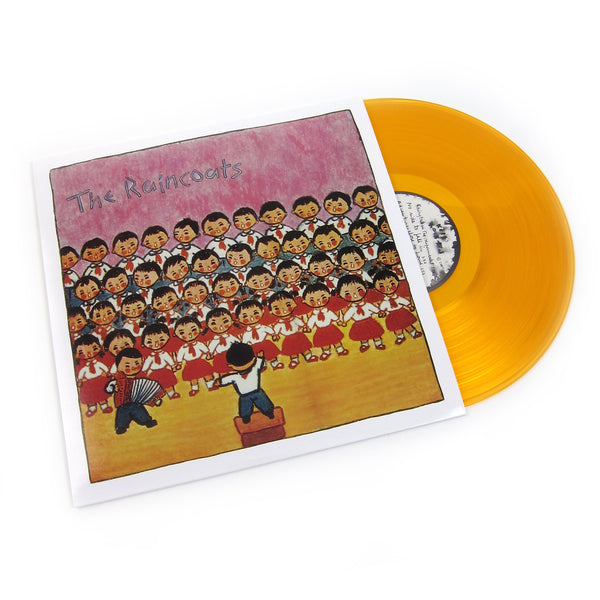 The Raincoats: The Raincoats 40th Anniversary Edition (Colored Vinyl) Vinyl LP