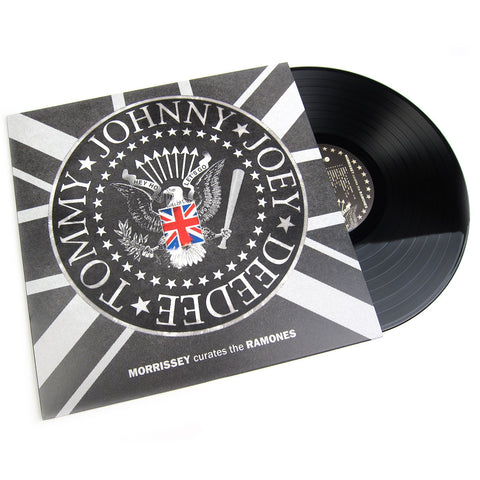 Ramones: Morrissey Curates The Ramones Vinyl LP (Record Store Day)