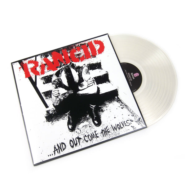 Rancid: And Out Come The Wolves (180g, Clear Colored Vinyl) Vinyl LP
