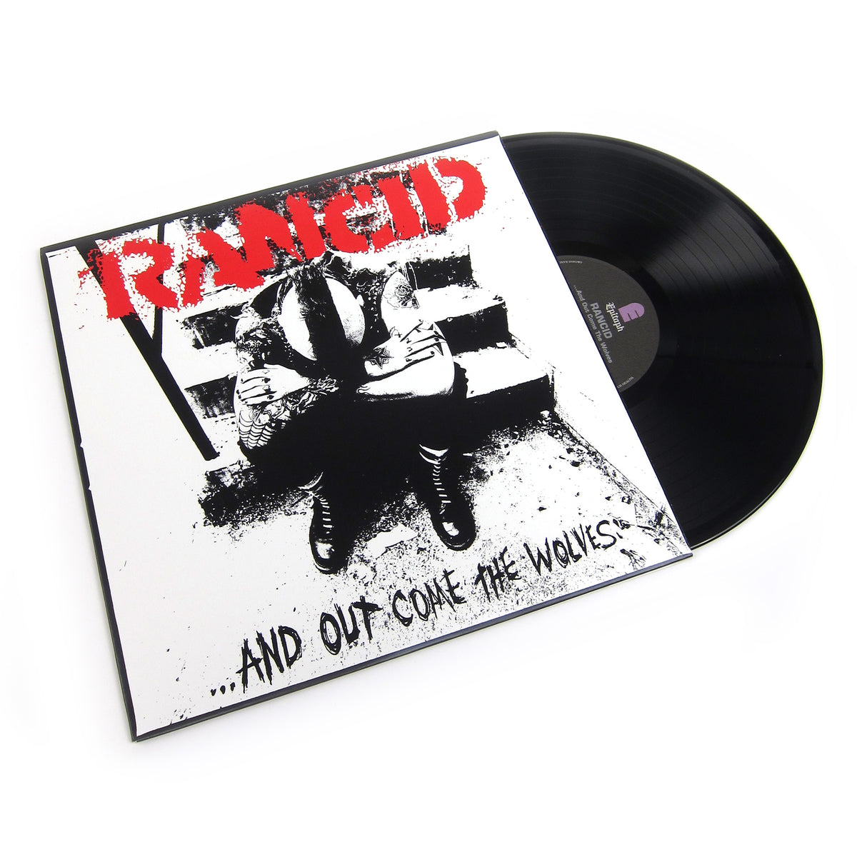 Rancid: And Out Come The Wolves Vinyl LP