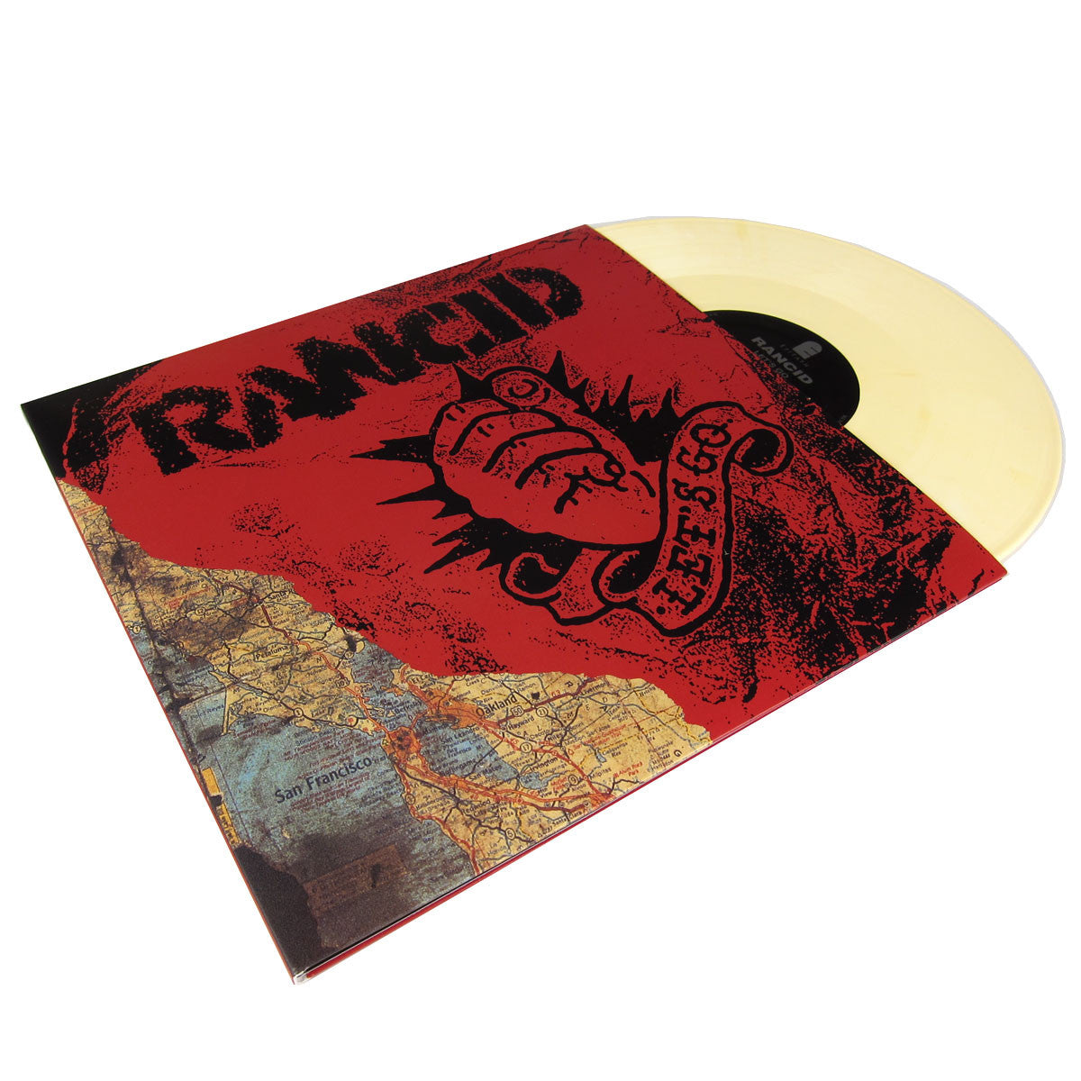 Rancid: Let's Go (Limited Edition Colored Vinyl) 2x10""