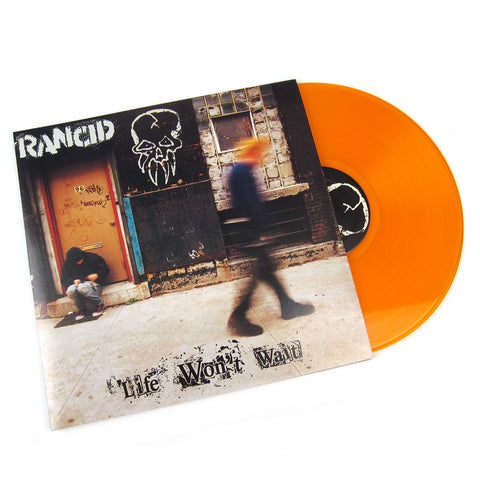 Rancid: Life Won't Wait (Colored Vinyl) Vinyl LP