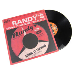 Voice Of Jamaica: Randy's Studio 17 Sessions 1969-1976 Vinyl LP