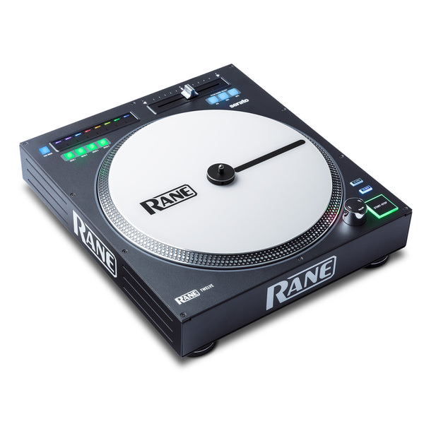 Rane: Twelve Motorized Turntable-Style DJ Controller