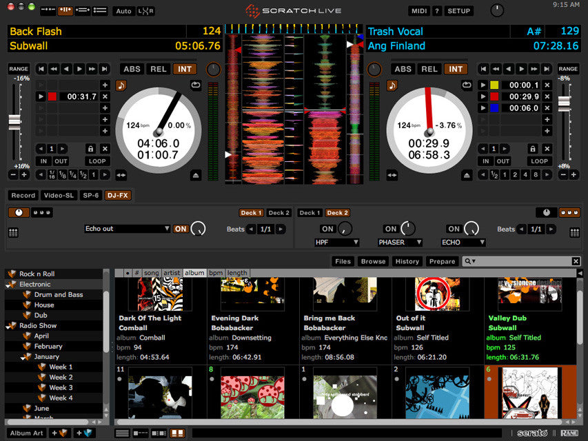 Serato Screenshot