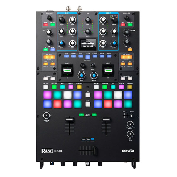 Rane: Seventy Battle DJ Mixer For Serato DJ - PRE-ORDER