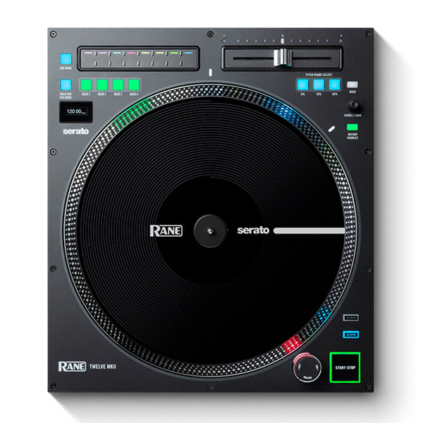 Rane: Twelve MKII Motorized Turntable DJ Controller