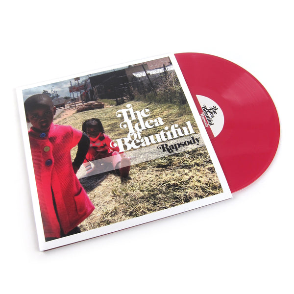 Rapsody: The Idea of Beautiful (Colored Vinyl) Vinyl 2LP (Record Store Day)