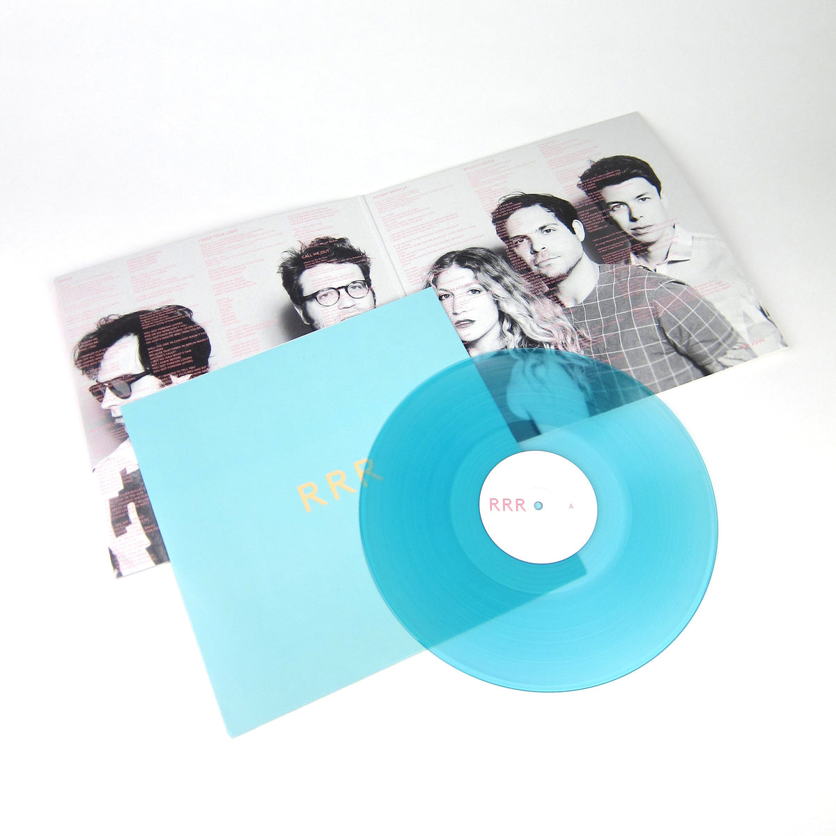Ra Ra Riot: Need Your Light (Colored Vinyl) Vinyl LP