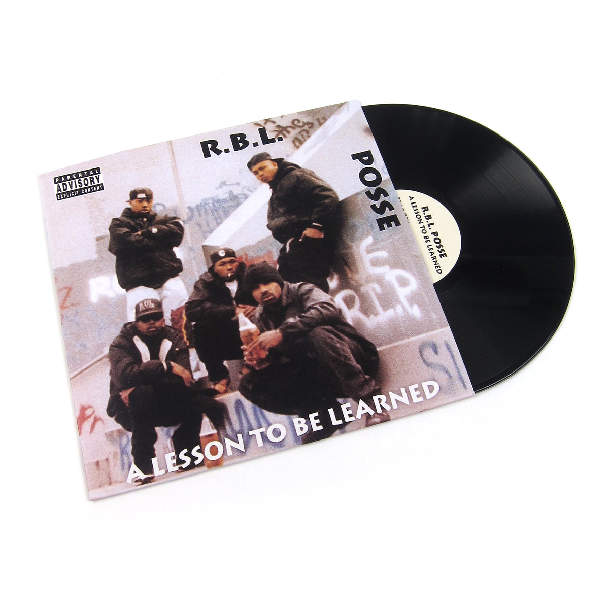 R.B.L. Posse: A Lesson To Be Learned Vinyl LP