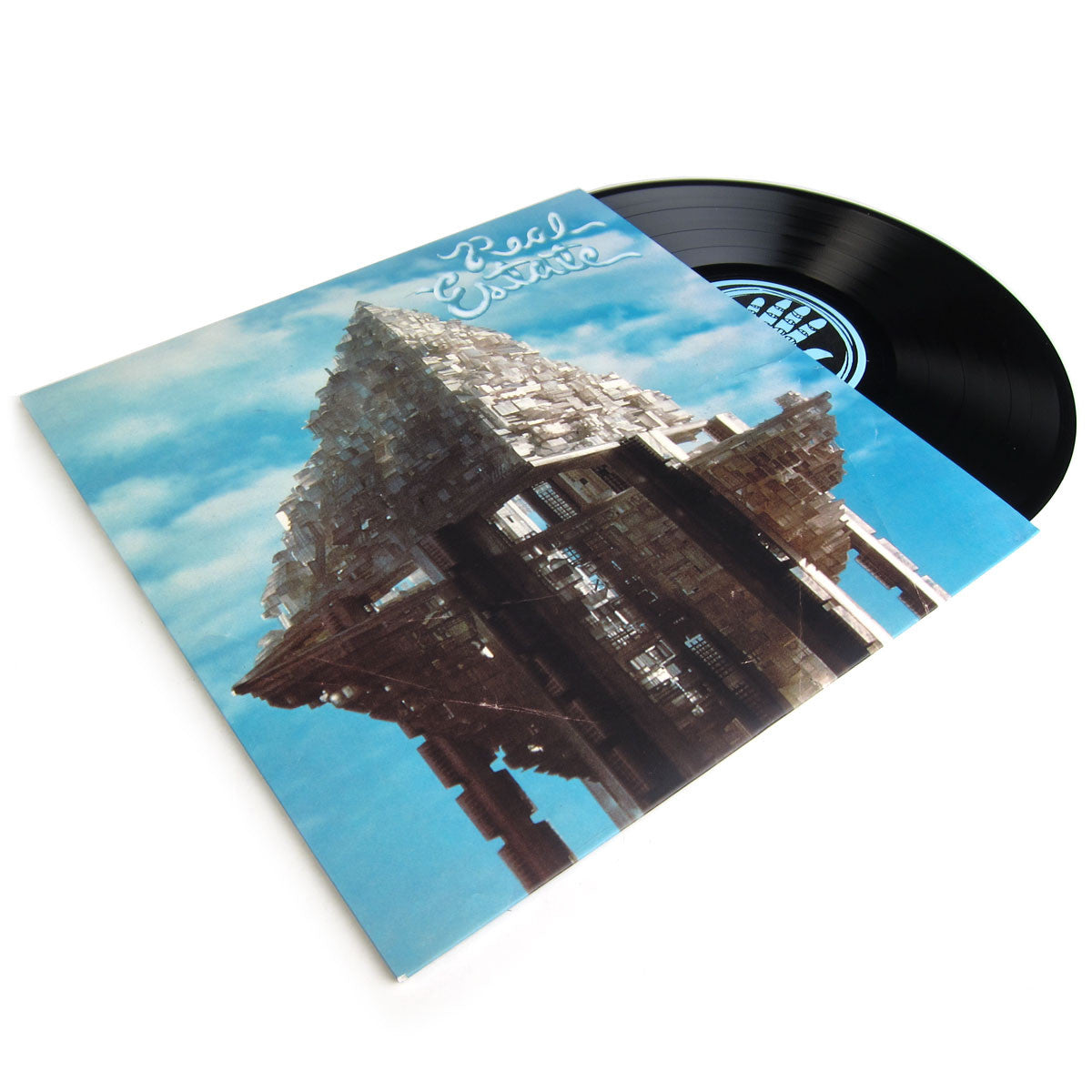 Real Estate: Real Estate (Free MP3) Vinyl LP