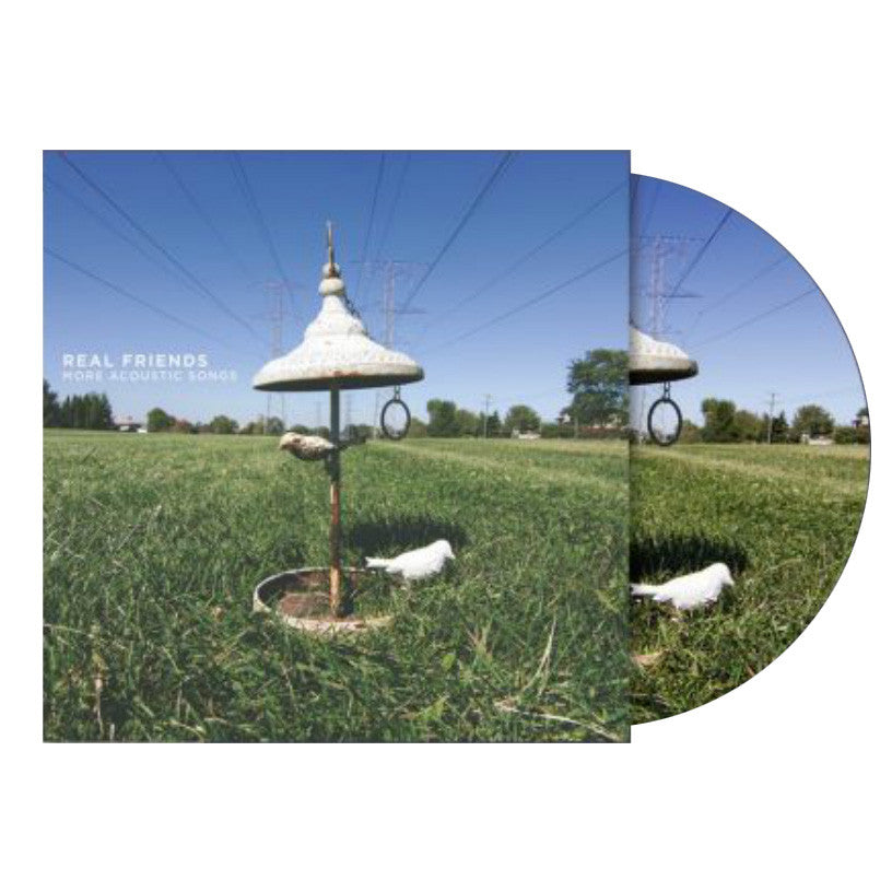 Real Friends: More Acoustic Songs Vinyl LP (Record Store Day)