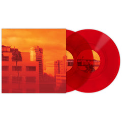 Serato: 10'' Serato Control Vinyl - Red Glass (Pair)