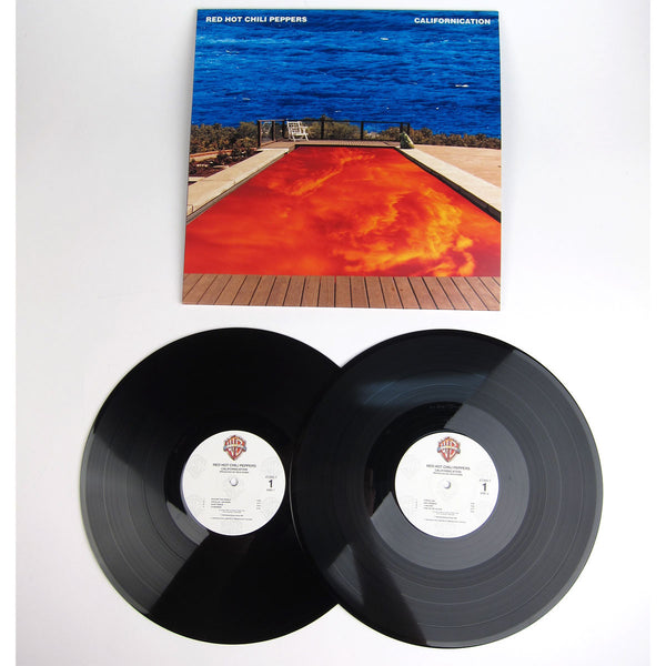 Red Hot Chili Peppers Californication 180g Vinyl 2lp