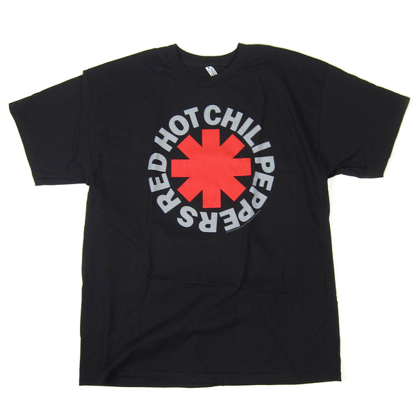 Red Hot Chili Peppers: Asterisk Shirt - Black