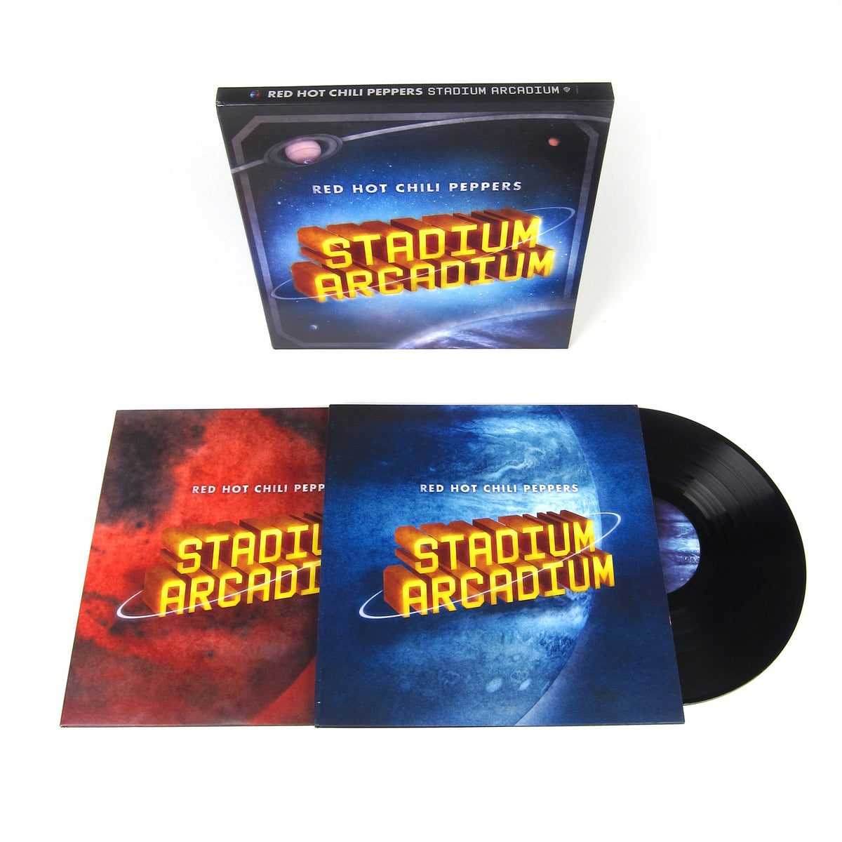 Red Hot Chili Peppers: Stadium Arcadium Vinyl 4LP Boxset