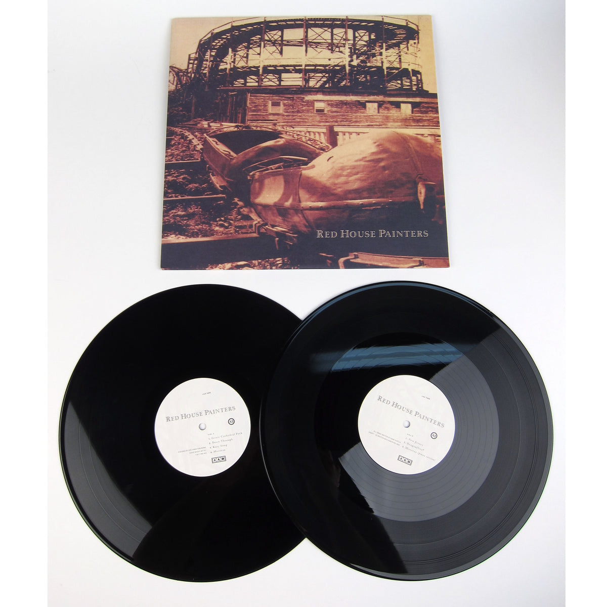 Red House Painters: Red House Painters I (Rollercoaster) Vinyl 2LP