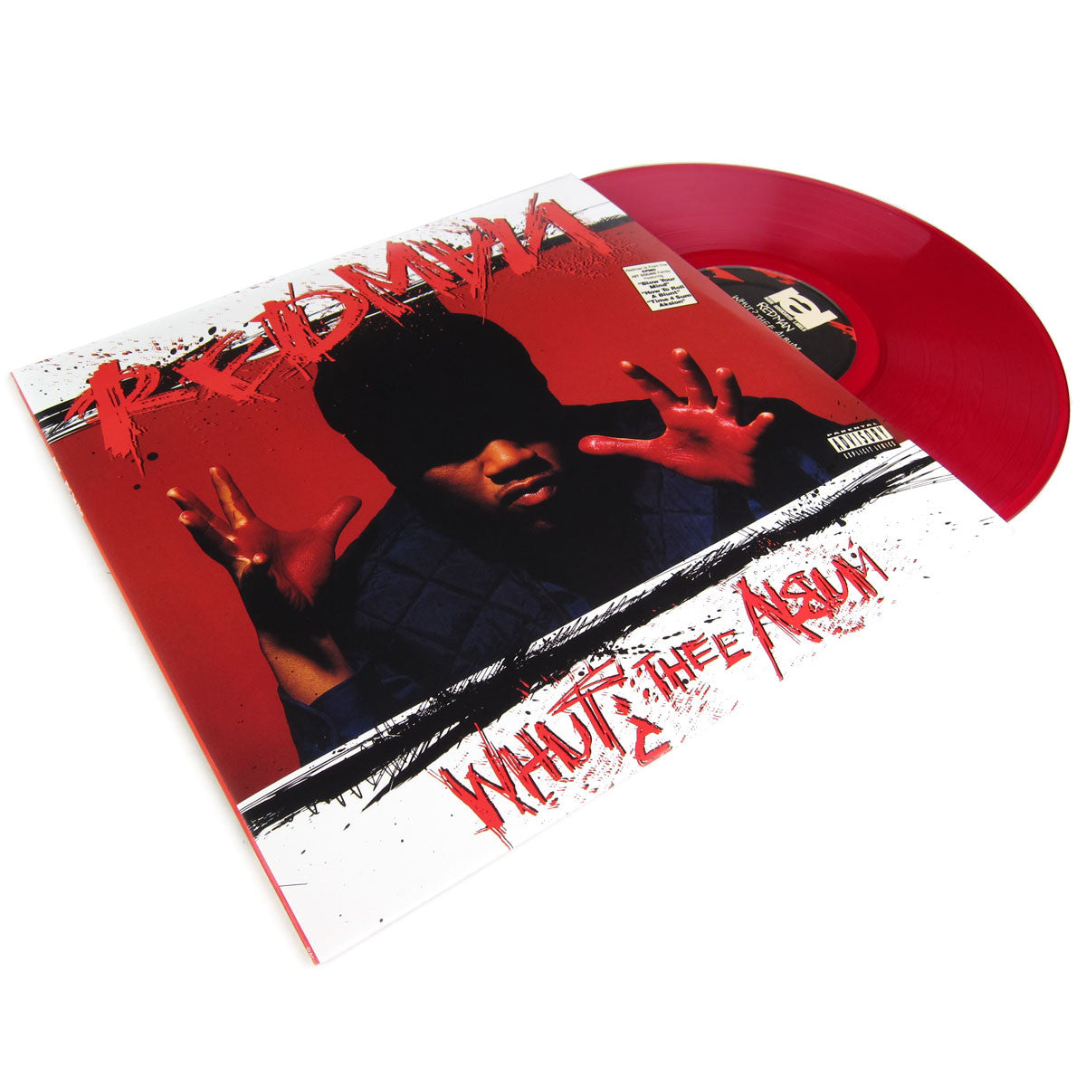 Redman: Whut? Thee Album Vinyl LP