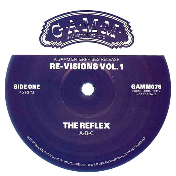 Reflex: Revisions Vol. 1 (Jackson 5, James Brown) 12""