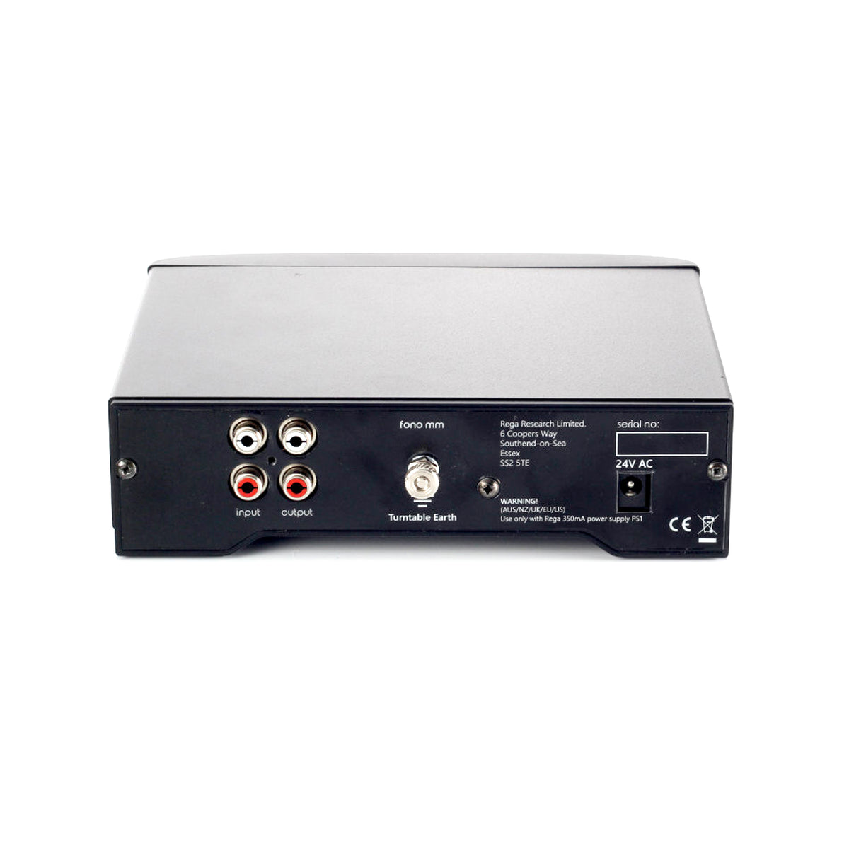 Rega: Fono MM Phono Stage Preamp