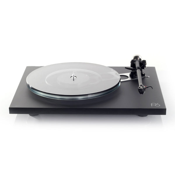 Rega: Planar 6 Turntable w/ Ania MC Cartridge - Black