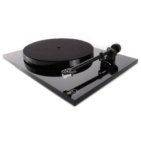 Rega: Planar 1 Turntable - Black