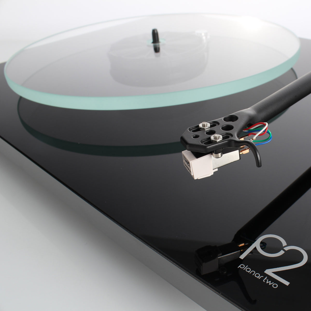 Rega: Planar 2 Turntable - Black