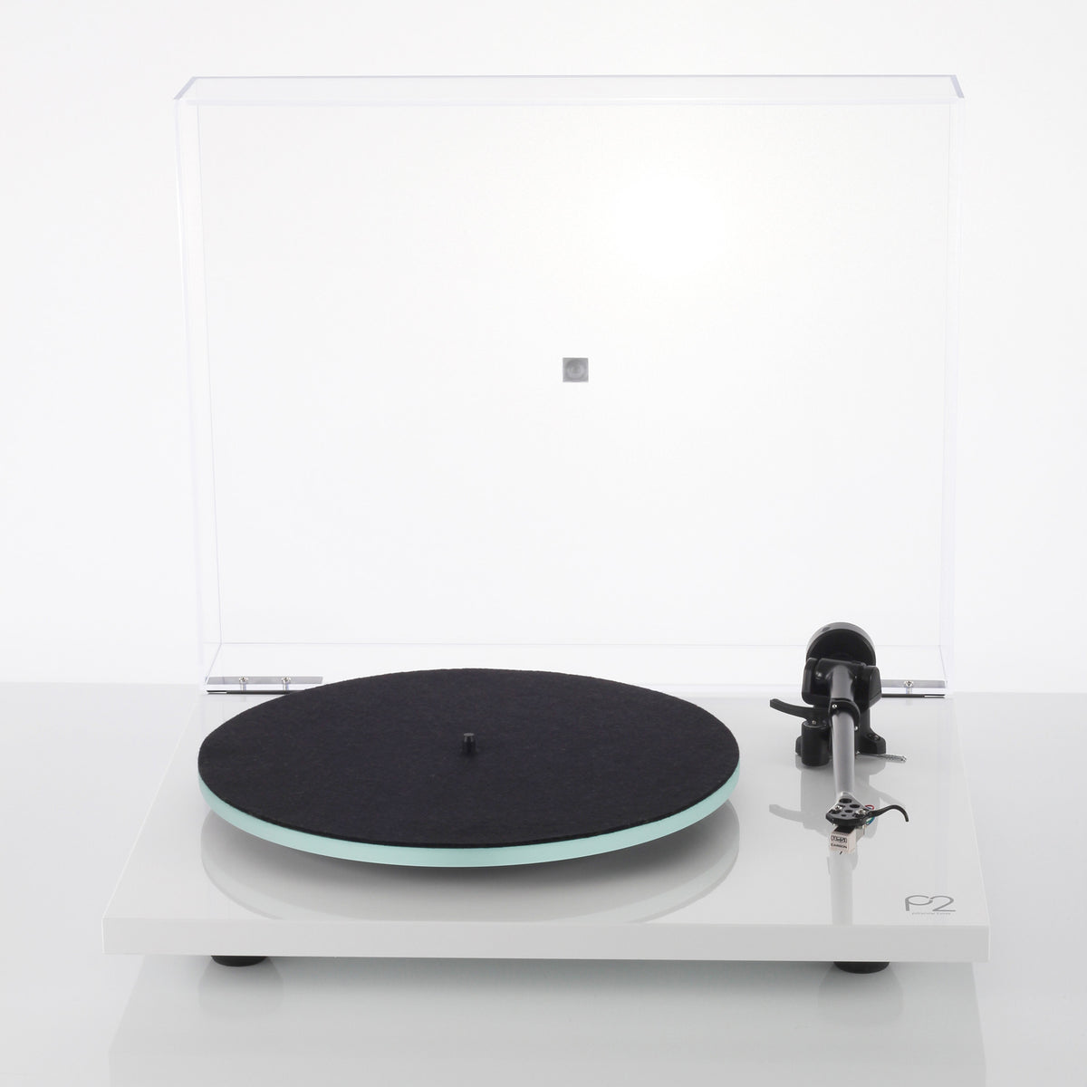 Rega: Planar 2 Turntable - White