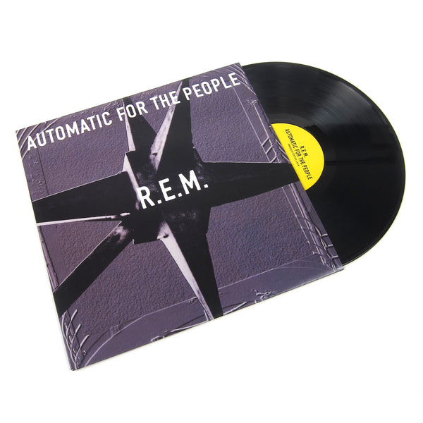 R.E.M.: Automatic For The People 25th Anniversary Edition (180g) Vinyl LP