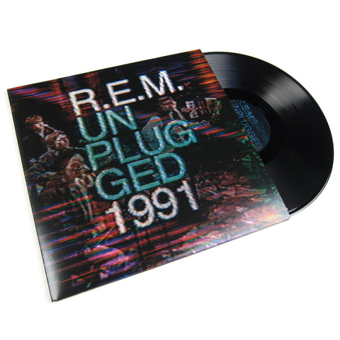 R.E.M.: MTV Unplugged 1991 Vinyl 2LP
