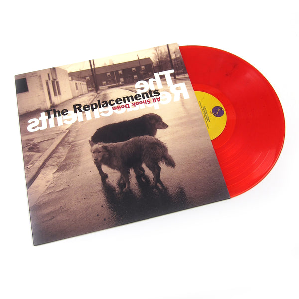The Replacements: All Shook Down (Colored Vinyl) Vinyl LP