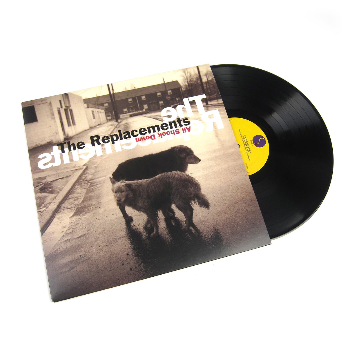 The Replacements: The Sire Years Vinyl 4LP Boxset