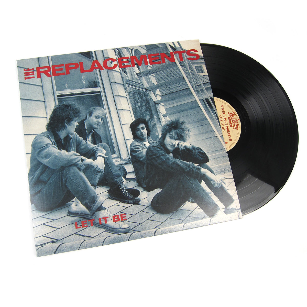 The Replacements: Let It Be Vinyl LP