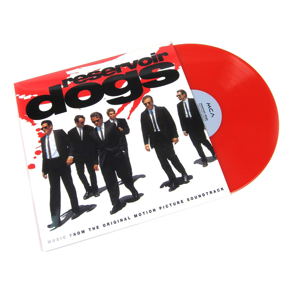 Reservoir Dogs: Reservoir Dogs Soundtrack (Music On Vinyl 180g, Colored Vinyl) Vinyl LP
