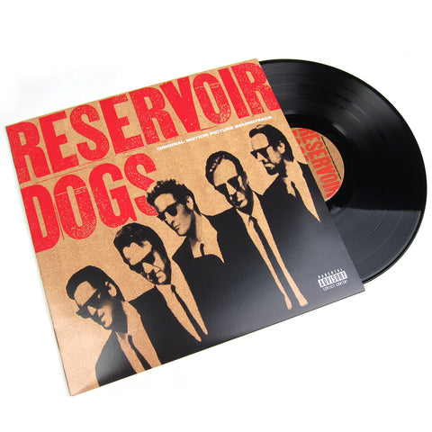 Reservoir Dogs: Original Motion Picture Soundtrack Vinyl LP