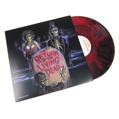 Real Gone Music: The Return Of The Living Dead Soundtrack (Indie Exclusive Colored Vinyl) Vinyl LP