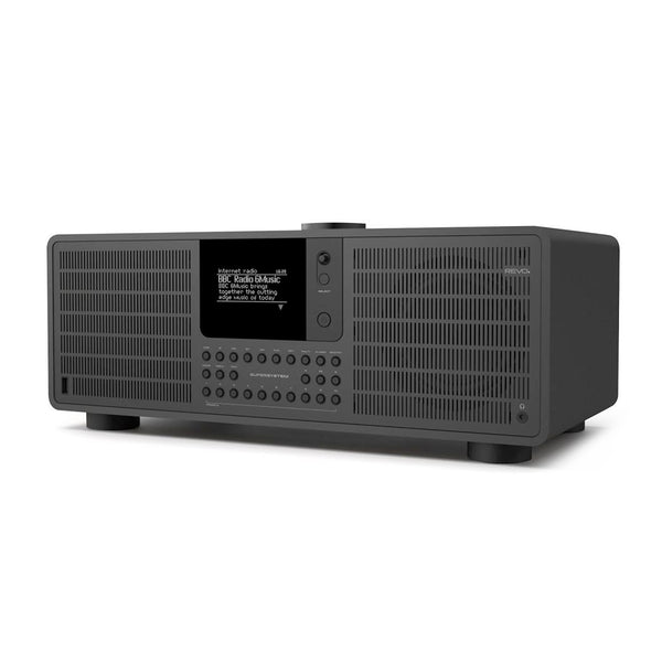 Revo: SuperSystem Radio / Connected Speaker - Shadow