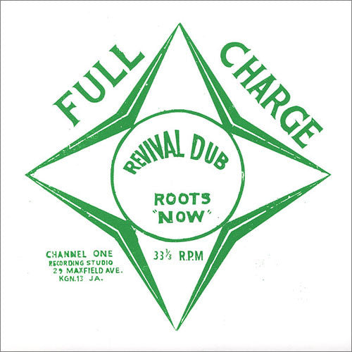 The Revolutionaries: Full Charge: Revival Dub Roots Now LP