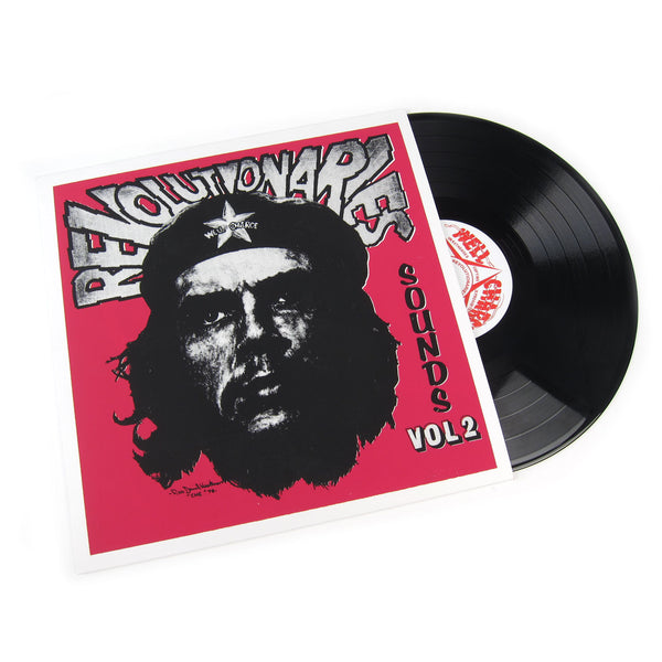 Revolutionaries: Revolutionaries Sounds V.2 (Silkscreen Jacket) Vinyl LP (Record Store Day)