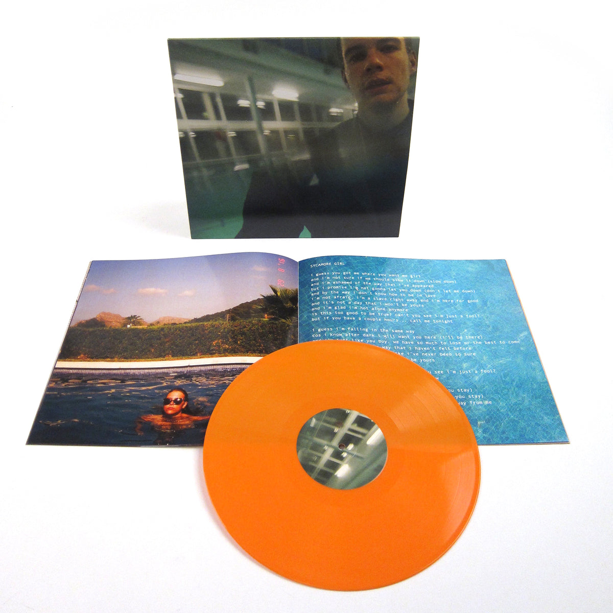 Rex Orange County: Apricot Princess (Colored Vinyl) Vinyl LP
