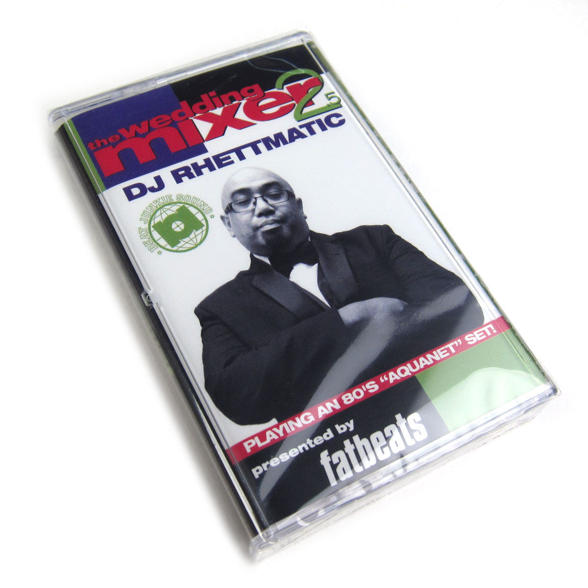 Rhettmatic: The Wedding Mixer 2.5 Cassette